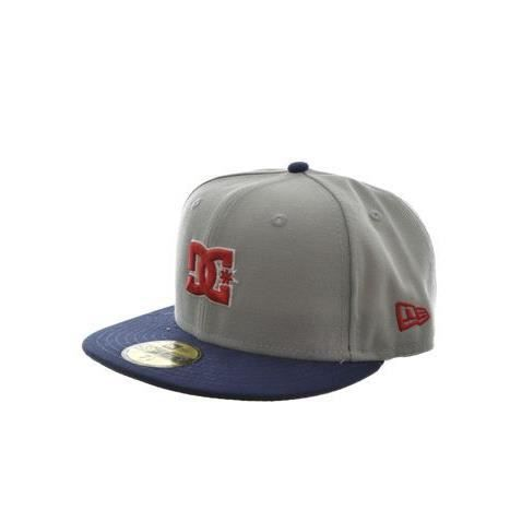 casquette dc shoes empire se gris achat vente. Black Bedroom Furniture Sets. Home Design Ideas