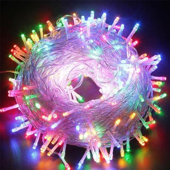 GUIRLANDE LUMINEUSE INT Guirlande Lumineuse Exterieur 30 M / 300 LED AC220