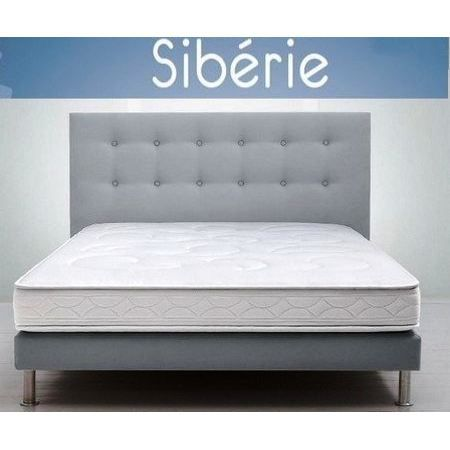 matelas haut de gamme siberie de treca 140 190cm achat. Black Bedroom Furniture Sets. Home Design Ideas