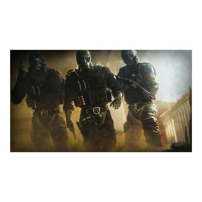 JEU PC Tom Clancy's Rainbow Six Siege Win DVD allemand