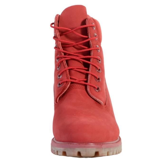 Bottine Timberland A1149 6 In Premium Boot Red