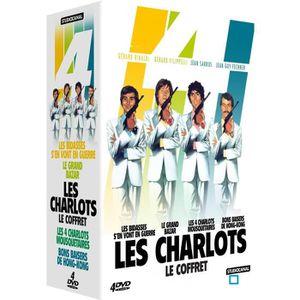 DVD FILM DVD Coffret les Charlots