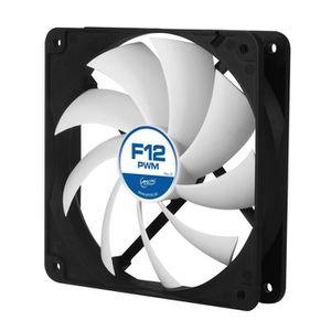 VENTILATION  ARCTIC F12 PWM, Boitier PC, Refroidisseur, 12 cm,