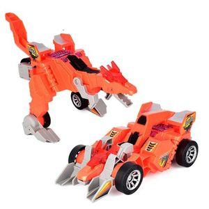 CONSOLE ÉDUCATIVE Chariots électriques de dinosaure de déformation o