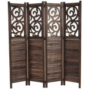 paravent achat vente paravent pas cher cdiscount. Black Bedroom Furniture Sets. Home Design Ideas