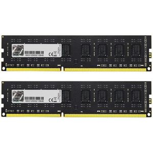 MÉMOIRE RAM G.Skill Mémoire PC Value - DDR3 - Kit 16Go (2x 8 G