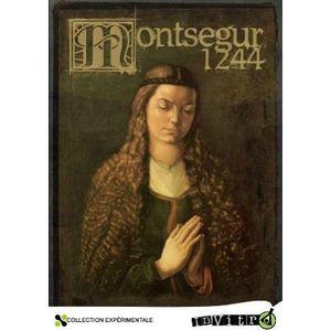 JEU SOCIÉTÉ - PLATEAU Montsegur 1244