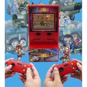 CONSOLE RÉTRO Mini Arcade Double Poignée Game Machine sur Palm 1