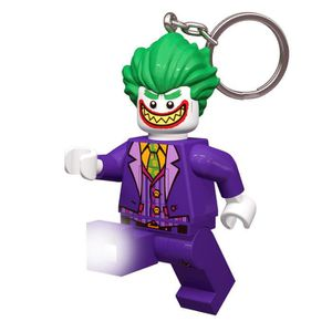 PORTE-CLÉS LEGO Batman Movie Porte-clés Le Joker  - Visage lu