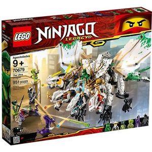 ASSEMBLAGE CONSTRUCTION LEGO® NINJAGO® 70679 L'Ultra Dragon