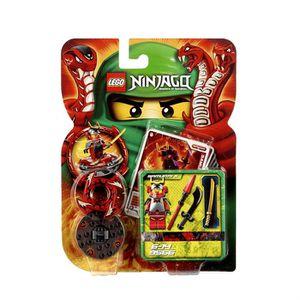 ASSEMBLAGE CONSTRUCTION Lego Ninjago - Samurai