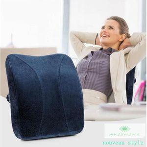 COUSSIN DE CHAISE   MKISHINE® Coussin Lombaire Chaise De Bureau Couss