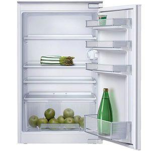 RÉFRIGÉRATEUR CLASSIQUE Réfrigérateur 1 porte intégrable à glissière 150l