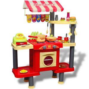 DINETTE - CUISINE Cuisine-jouet grande pour enfants jouet pour enfan