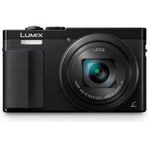 APPAREIL PHOTO COMPACT PANASONIC TZ70 Compact Lumix - Noir - Objectif LEI