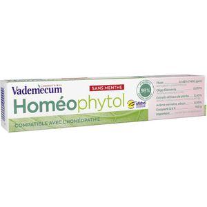 DENTIFRICE VADEMECUM Dentifrice Homéophytol - 75 ml