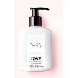 HYDRATANT CORPS Victoria's Secret New! LOVE Fragrance Lotion 250ml