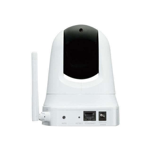 D Link Dcs 5020L/E Caméra Ip Réseau + Répéteur Wi Fi Blanc