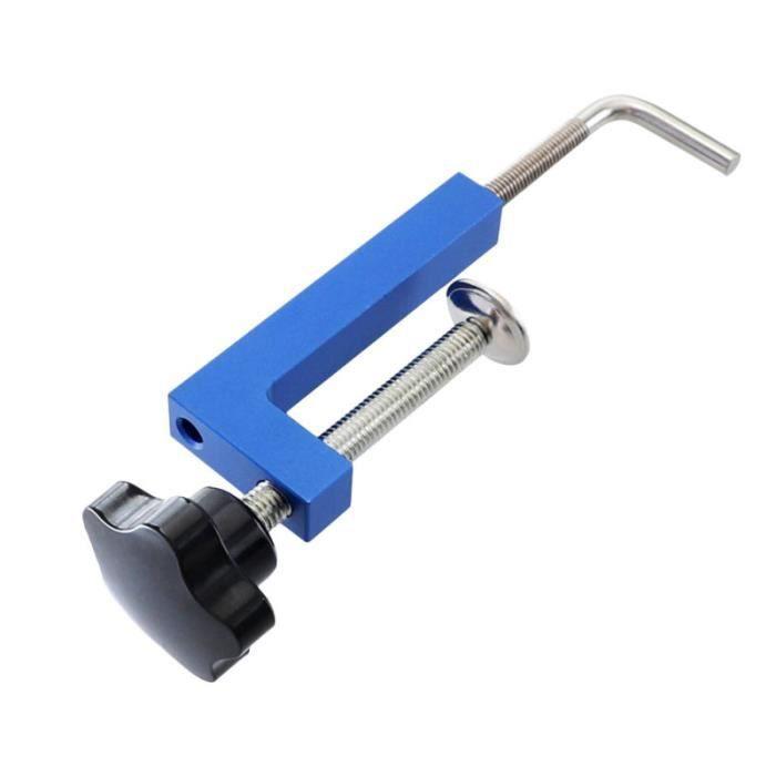 1 pince de clôture Pc de utile réglable fixe rapide pour le travail du TABLE TENNIS KIT - TABLE TENNIS PACK - TABLE TENNIS KIT