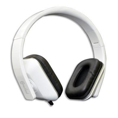 CONNECTLAND - Casque Micro FM-026 white