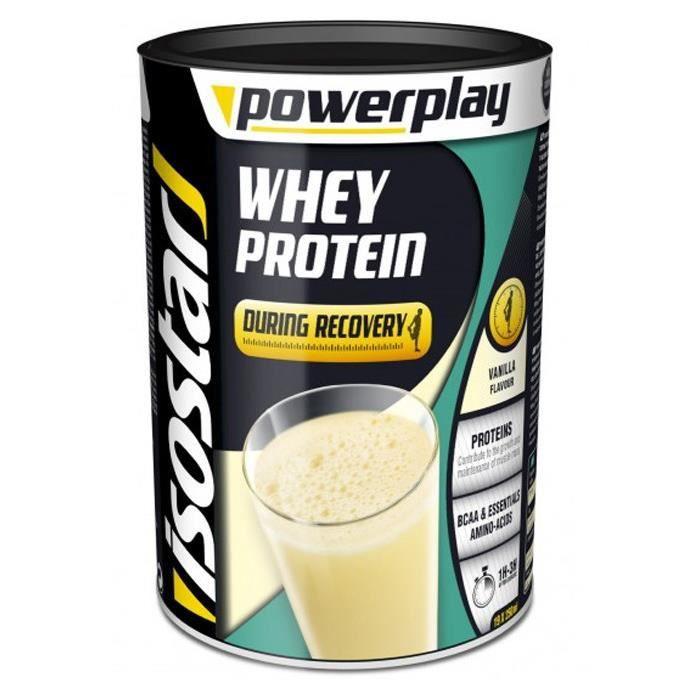 ISOSTAR Protéine Whey saveur vanille - 570 g