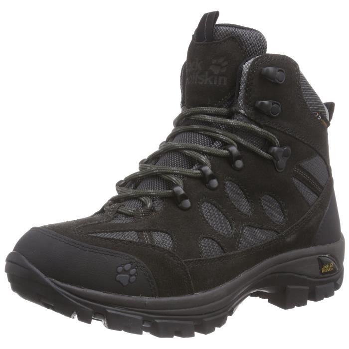 Tout Terrain 7 Texapore Mid W Bottes de marche et randonnée femme 3NNJPQ Taille-36 1-2