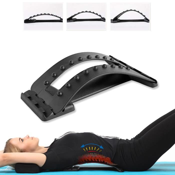 Soutien-dos de correction protection plaque vertèbre lombaire civière dorsale masseur dos muscle relax massageSINBIDE®