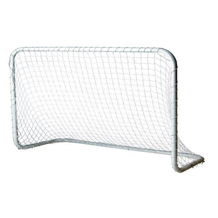Mini cage de football métallique - 1,20 x 0,90 x 0,60 m