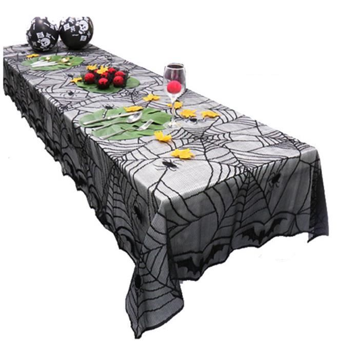 d coration de table halloween achat vente d coration. Black Bedroom Furniture Sets. Home Design Ideas