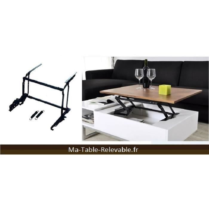 m canisme de table relevable l 39 interm diaire m05 achat vente charni re paumelle cdiscount. Black Bedroom Furniture Sets. Home Design Ideas