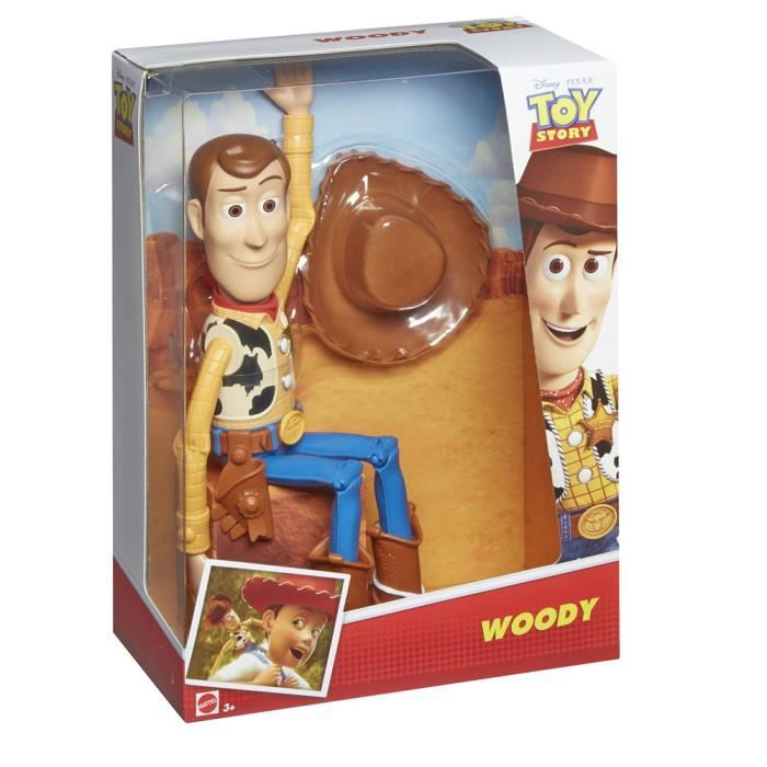 disney toy story 30cm woody poseable articul figure. Black Bedroom Furniture Sets. Home Design Ideas