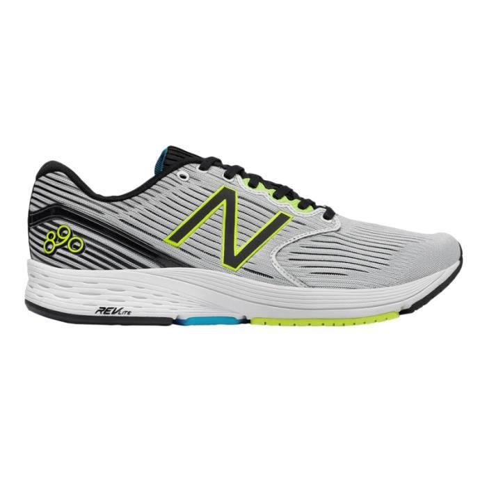 competitive price a4b99 bbe2e CHAUSSURES DE RUNNING Chaussures Running NEW BALANCE Homme M890 Gris   B .