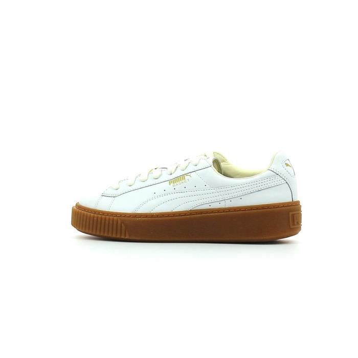 Baskets basses Puma Basket Platform Core Wn's