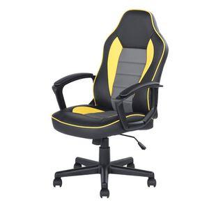 CHAISE DE BUREAU TERRELL Chaise de bureau réglable en hauteur - Sim