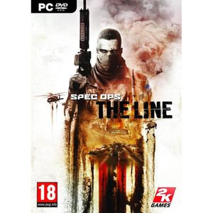 JEU PC SPEC OPS: THE LINE / Jeu PC