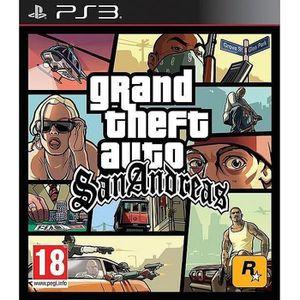 JEU PS3 GTA San Andreas Jeu PS3