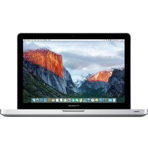 Vente PC Portable Apple MacBook Pro 13 pouces 2,4Ghz Intel Core i5 4Go 500Go HDD (B) pas cher