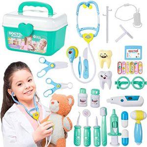 DOCTEUR - VÉTÉRINAIRE Docteur kit de médecin pour le jeu de rôle jouets