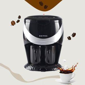 MACHINE À CAFÉ Machine à café automatique Ménage Petit vapeur Typ