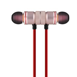 CASQUE - ÉCOUTEURS Casque, écouteur Bluetooth, Aimant sans fil Blueto