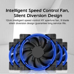 VENTILATION  Refroidisseur Ventilateur Radiateur pour AMD AM4 D