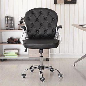 chaise de bureau romantique