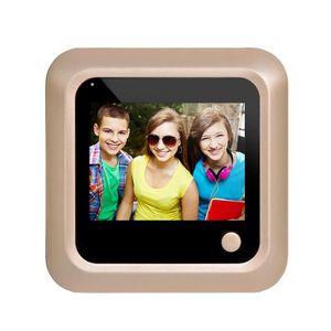 JUDAS - ŒIL DE PORTE X5 2.4 pouces écran couleur caméra de porte HD 145