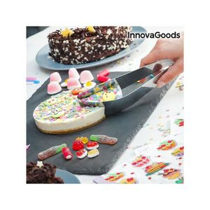 EMPORTE-PIÈCE  Coupeur-Serveur de Gâteaux InnovaGoods
