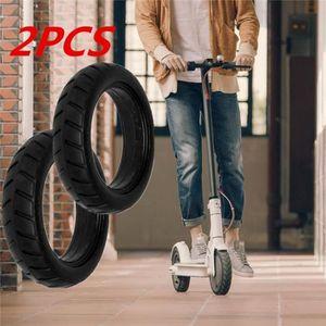 DÉMONTE-PNEU Lot de 2 pneus plein Haute qualité anti crevaison