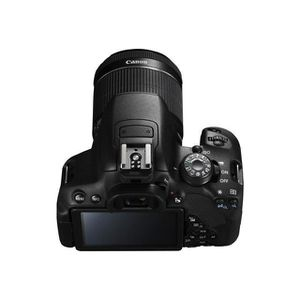 APPAREIL PHOTO COMPACT Canon EOS 700D Kit 18-135mm IS STM Ref 8596B035