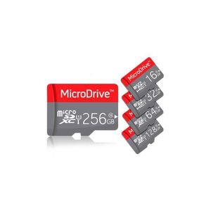 CARTE MÉMOIRE 128Go Carte mémoire flash Micro SD SD HC TF C10