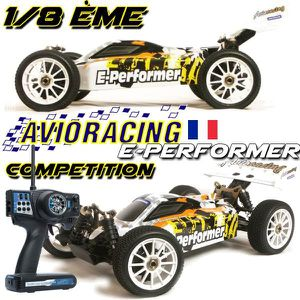 VOITURE - CAMION E-PERFORMER Brushless Avioracing - Buggy voiture B