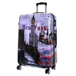 VALISE - BAGAGE Karabar Falla Large, valise rigide de 76 cm, New Y