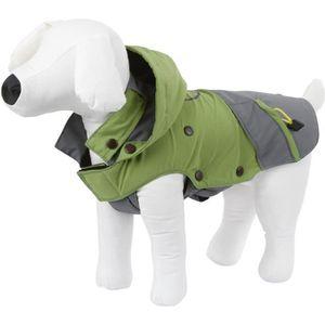 MANTEAU KERBL Manteau Vancouver S 35cm pour chien - Gris e